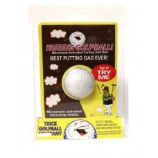 The Farting Golf Ball Packaged