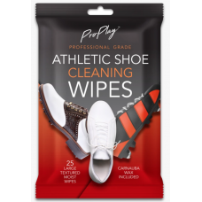 Athletic Shoe Cleaning;Wipes by ProPlay 25/pkg