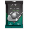 Ball/Club Cleaning Wipes;by ProPlay 18/pkg