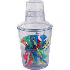 Martini Tee 24 pcs Small Shaker