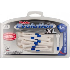 "Evolution XL Tees 3 1/4"" 15 pack"