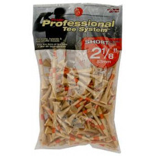 "2 1/8"" PTS Shortee, 120 count Natural"