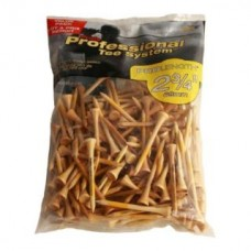 "PTS ProLength Tee 2 3/4"" 175/pkg Natural"