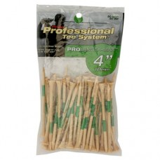 "4"" PTS ProLength Max Tee, 50 count Natural"